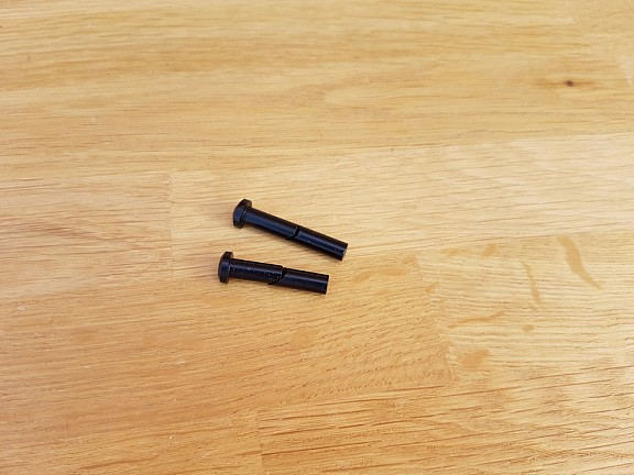 CNC Wedge Pins AR15