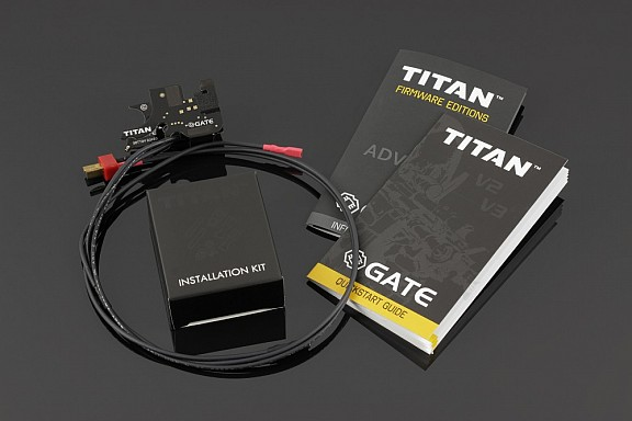 TITAN V2 Basic Module [front wired]
