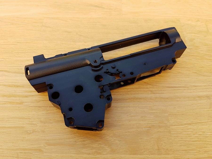CNC Gearbox V3 AK (8mm) - QSC | CNC Receiver, CNC gearbox