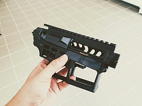 CNC receiver AR15 (Skeletonized) - C