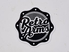 Sticker RetroArms