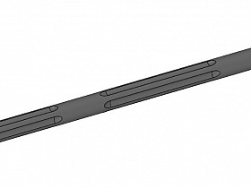 CNC outer barrel AR15 - B