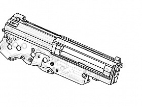 CNC Gearbox SVD RS (7mm) - QSC