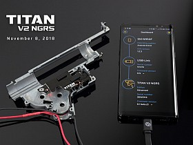 TITAN V2 NGRS Set (Front wired)