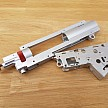 CNC Split Gearbox V2 with int. Hop Up Chamber (8mm) - QSC